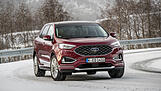 Mehr Assistenten in Fords Top-SUV